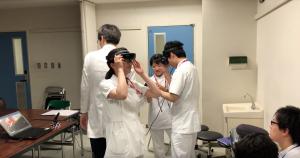 大阪大学大学院 消化器外科にて、医学生に向けたスモールカンファレンス